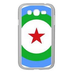 Roundel of Djibouti Air Force Samsung Galaxy Grand DUOS I9082 Case (White)