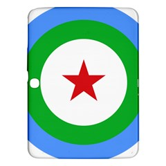 Roundel of Djibouti Air Force Samsung Galaxy Tab 3 (10.1 ) P5200 Hardshell Case