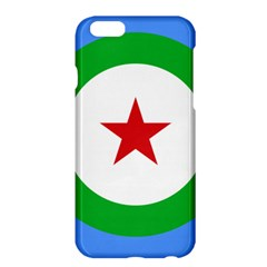 Roundel of Djibouti Air Force Apple iPhone 6 Plus/6S Plus Hardshell Case