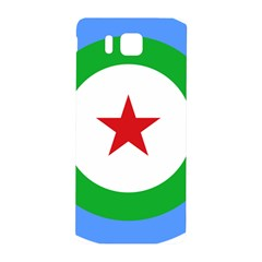 Roundel of Djibouti Air Force Samsung Galaxy Alpha Hardshell Back Case