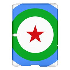 Roundel of Djibouti Air Force Samsung Galaxy Tab S (10.5 ) Hardshell Case