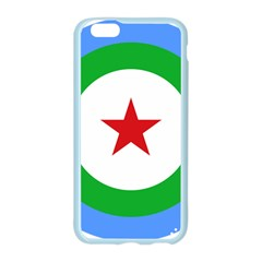 Roundel of Djibouti Air Force Apple Seamless iPhone 6/6S Case (Color)