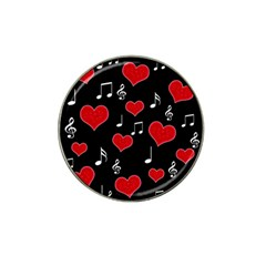 Love song Hat Clip Ball Marker (10 pack)