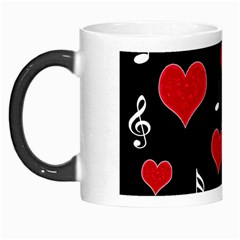 Love song Morph Mugs