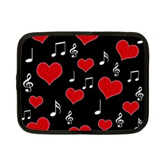 Love song Netbook Case (Small)