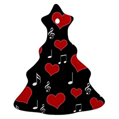 Love song Ornament (Christmas Tree)