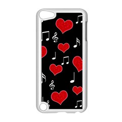 Love song Apple iPod Touch 5 Case (White)