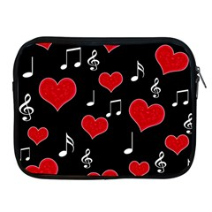 Love song Apple iPad 2/3/4 Zipper Cases