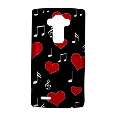 Love song LG G4 Hardshell Case