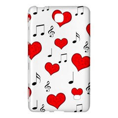 Love song pattern Samsung Galaxy Tab 4 (8 ) Hardshell Case