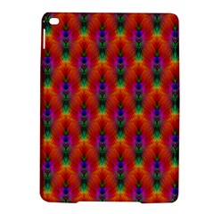 Apophysis Fractal Owl Neon iPad Air 2 Hardshell Cases