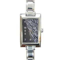 Architecture Rectangle Italian Charm Watch