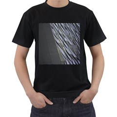 Architecture Men s T-Shirt (Black) (Two Sided)