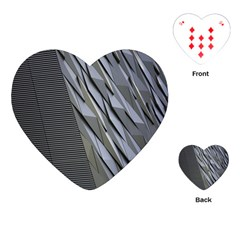 Architecture Playing Cards (Heart)
