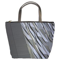 Architecture Bucket Bags