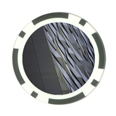 Architecture Poker Chip Card Guard (10 pack)
