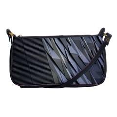 Architecture Shoulder Clutch Bags