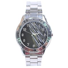 Architecture Stainless Steel Analogue Watch
