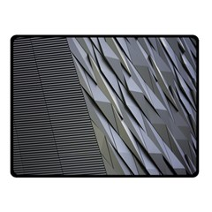 Architecture Double Sided Fleece Blanket (Small)