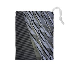 Architecture Drawstring Pouches (Large)