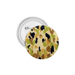 Army Camouflage Pattern 1.75  Buttons