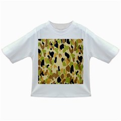 Army Camouflage Pattern Infant/Toddler T-Shirts