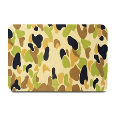 Army Camouflage Pattern Plate Mats