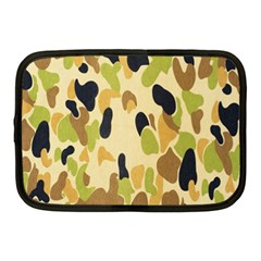 Army Camouflage Pattern Netbook Case (Medium)