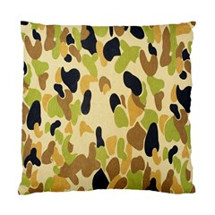 Army Camouflage Pattern Standard Cushion Case (Two Sides)