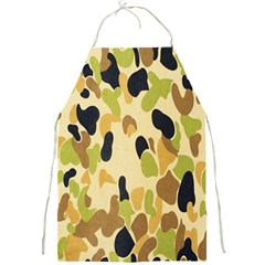 Army Camouflage Pattern Full Print Aprons