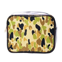Army Camouflage Pattern Mini Toiletries Bags