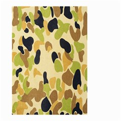 Army Camouflage Pattern Small Garden Flag (Two Sides)