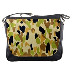Army Camouflage Pattern Messenger Bags