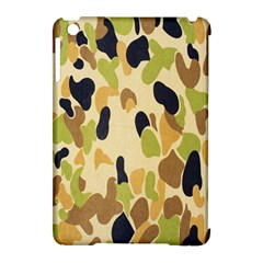 Army Camouflage Pattern Apple iPad Mini Hardshell Case (Compatible with Smart Cover)