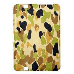 Army Camouflage Pattern Kindle Fire HD 8.9