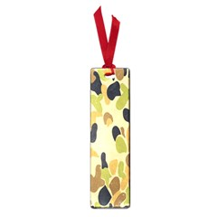 Army Camouflage Pattern Small Book Marks