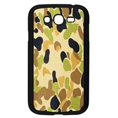 Army Camouflage Pattern Samsung Galaxy Grand DUOS I9082 Case (Black)
