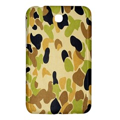 Army Camouflage Pattern Samsung Galaxy Tab 3 (7 ) P3200 Hardshell Case