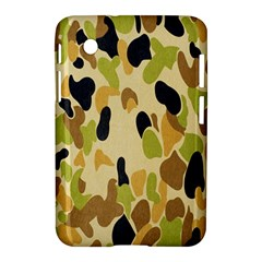 Army Camouflage Pattern Samsung Galaxy Tab 2 (7 ) P3100 Hardshell Case