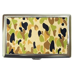 Army Camouflage Pattern Cigarette Money Cases