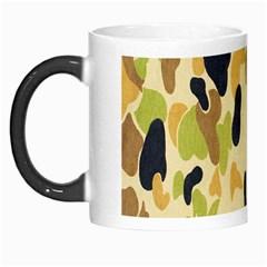 Army Camouflage Pattern Morph Mugs
