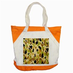 Army Camouflage Pattern Accent Tote Bag