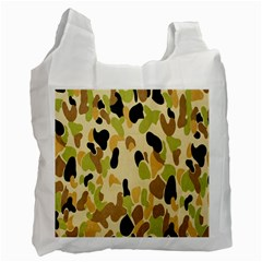 Army Camouflage Pattern Recycle Bag (Two Side)