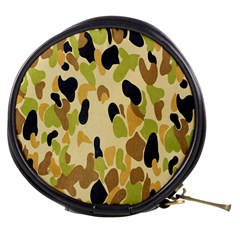 Army Camouflage Pattern Mini Makeup Bags
