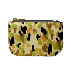 Army Camouflage Pattern Mini Coin Purses