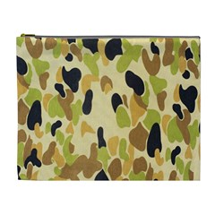 Army Camouflage Pattern Cosmetic Bag (XL)