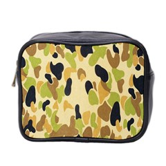 Army Camouflage Pattern Mini Toiletries Bag 2-Side