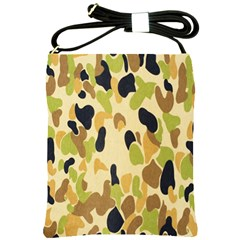 Army Camouflage Pattern Shoulder Sling Bags