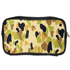 Army Camouflage Pattern Toiletries Bags 2-Side