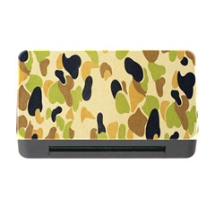 Army Camouflage Pattern Memory Card Reader with CF